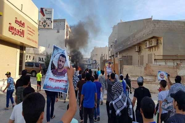 سرکوب شدید تظاهرات بحرین