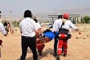 امدادرسانی به 113 حادثه دیده در استان اردبیل
