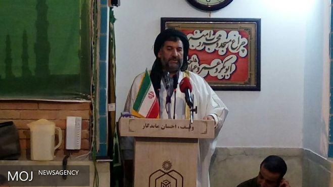 ماموستا سید محسن حسینی به عنوان امام جمعه جدید کامیاران منصوب شد
