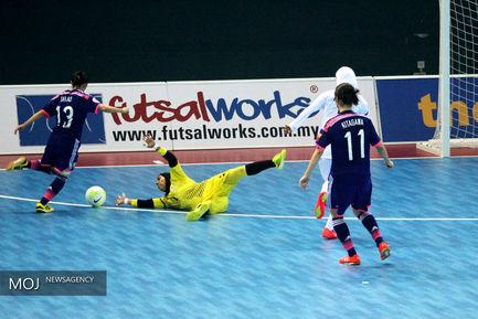 قهرمانی تیم ملی فوتسال بانوان کشور در مسابقات جام ملت های آسیا 2018
