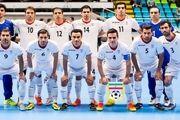 نتیجه بازی فوتسال ایران و قرقیزستان/ صعود ایران به جام ملت های آسیا