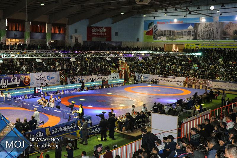 میزبانی جام جهانی کشتی به خوزستان رسید