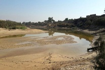 رودخانه زهره و اراضی امیدیه قربانی سوء مدیریت ها شدند