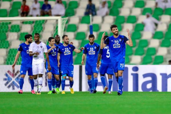 ساعت بازی برگشت الهلال عربستان و استقلال مشخص شد