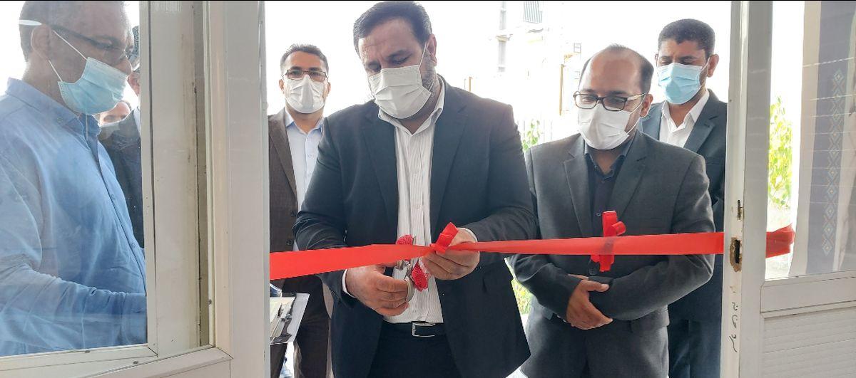 افتتاح ساختمان جدید پزشکی قانونی میناب