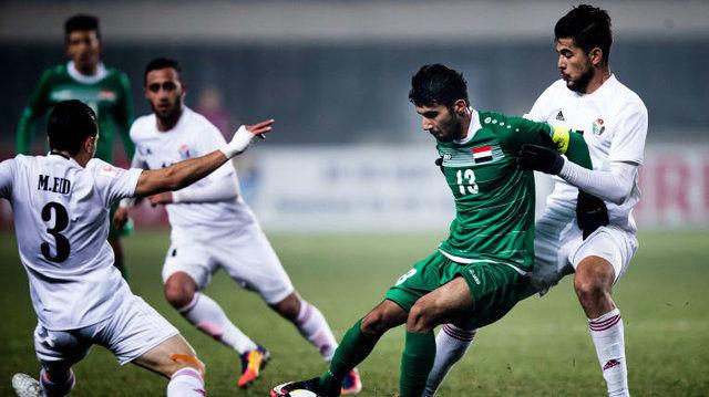 عملکرد خوب بشار رسن  در تیم ملی عراق/ بشار رسن بهترین بازیکن عراق در سال 2018 شد