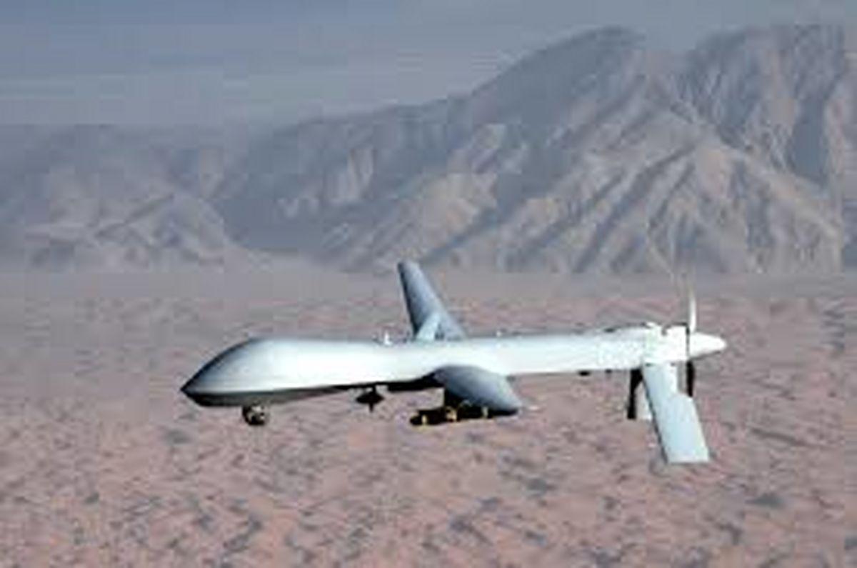 حمله پهپادی به پایگاه هوایی آمریکا در استان الانبار عراق