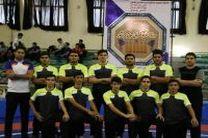 کردستان فاتح رقابتهای تیمی ورزش های زورخانه ای کشور شد