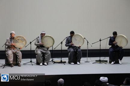 رونمایی از آلبوم موسیقی عرفانی «ذکر و دف» در سنندج