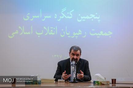 محسن رضایی دبیر مجمع تشخیص مصلحت نظام