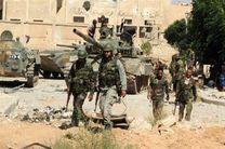 حلب؛ جهنم مزدوران سعودی / پیروزی ارتش سوریه ادامه دارد