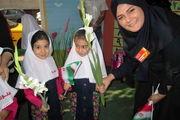 حضور 1.4 میلیون کلاس اولی در جشن شکوفه ها