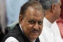 دیدار رئیسجمهوری پاکستان با پادشاه عربستان