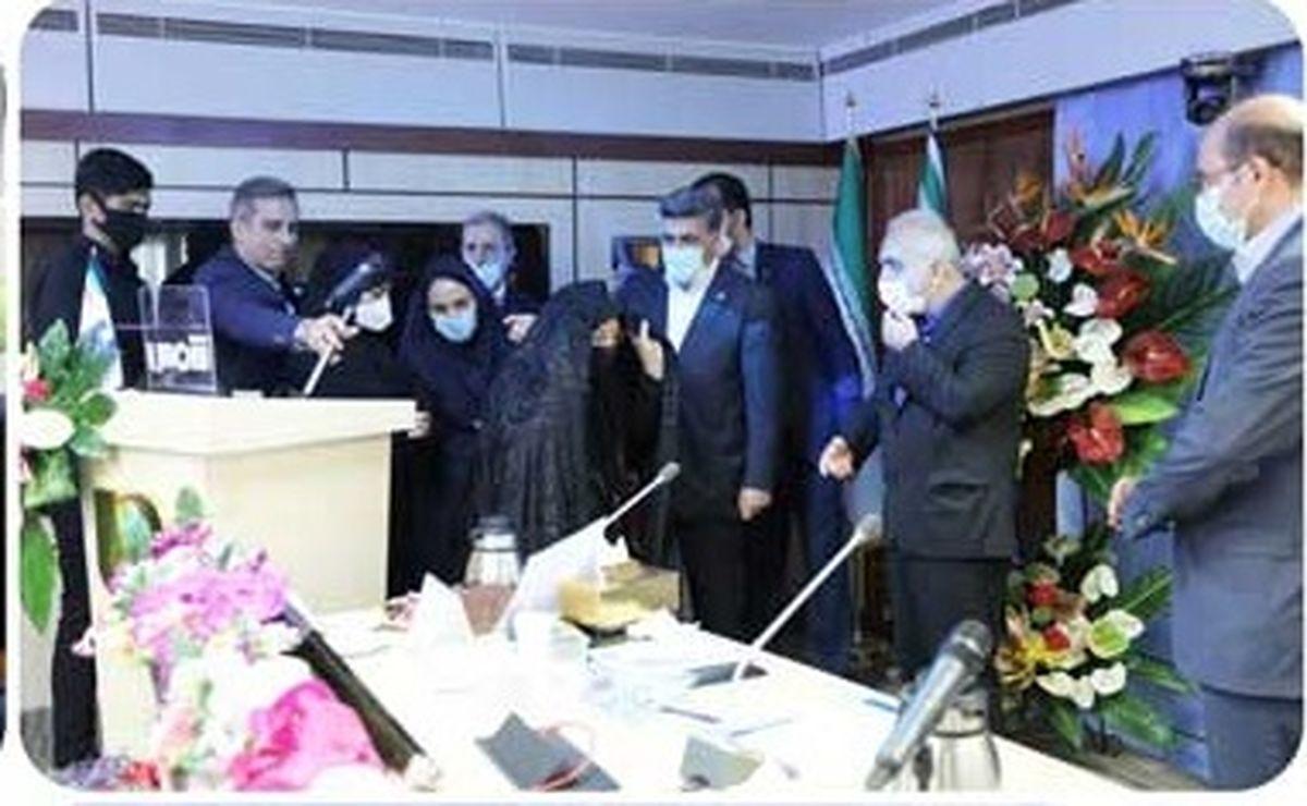 رونمایی از پیشخوان مجازی «شمس» و چهار طرح اعتباری بانک صادرات ایران