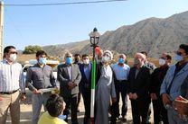 مشعل گاز در ۱۳ روستای شهرستان چوار روشن شد/ محرومترین روستاهای نوار مرزی استان گازدار شدند
