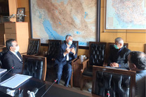 قدردانی نمایندگان گلستان از اقدامات شرکت معادن شرقی