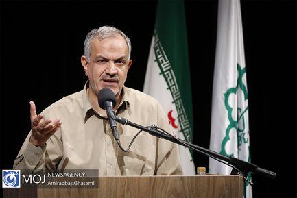 اولین گردهمایی اعضای اجرای انتخابات شورایاری تهران/ احمد مسجد جامعی عضو شورای شهر تهران