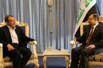 دیدار دانائی فر با رئیس پارلمان عراق