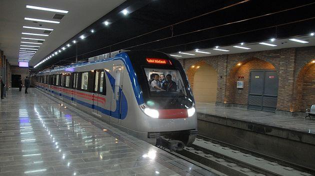 احداث قطار بین شهری مبارکه - اصفهان