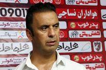 پاشازاده حاضر به ترک نیمکت تیم نساجی نشد
