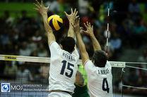 بازیکنان تیم ملی والیبال برای اردوی المپیک مشخص شدند