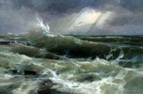 اخطار هواشناسی دریایی مازندران به مردم
