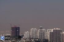 کیفیت هوای تهران ۱۳ آبان ۹۹/ شاخص کیفیت هوا به ۹۹ رسید