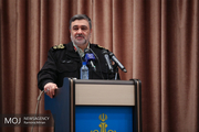 نیروی انتظامی در حوادث اخیر با آمادگی صد درصدی حاضر شد