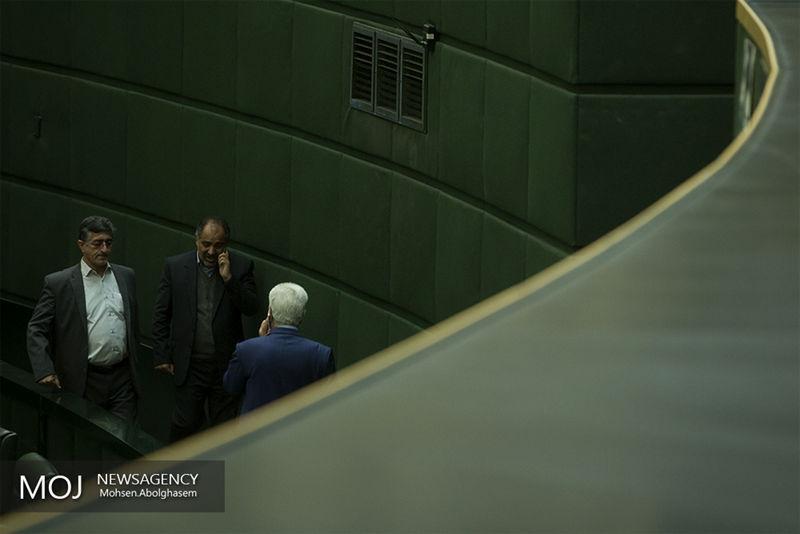 نوبت صبح جلسه مجلس برای بررسی بودجه به پایان رسید