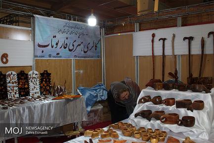 افتتاح دومین نمایشگاه گردشگری و صنایع دستی در قشم