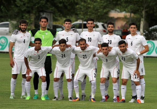 ترکیب تیم ملی امید مقابل میانمار مشخص شد
