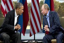 اوباما و پوتین برای همکاری در سوریه به توافق نرسیدند
