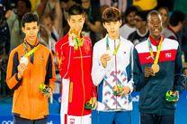 طلای تکواندو به چین و کره جنوبی رسید