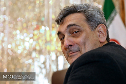 دیدار شهرداران کلانشهرها با علی لاریجانی