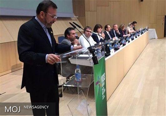 ایران و روسیه پتانسیل بالایی برای توسعه همکاری ها دارند
