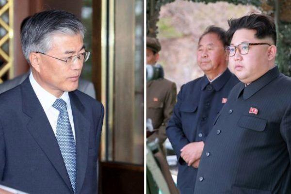 اولین دیدار رسمی رهبران دو کره 7 اردیبهشت خواهد بود