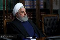 روحانی به سران انگلیس، فرانسه، آلمان، چین و روسیه نامه نوشت