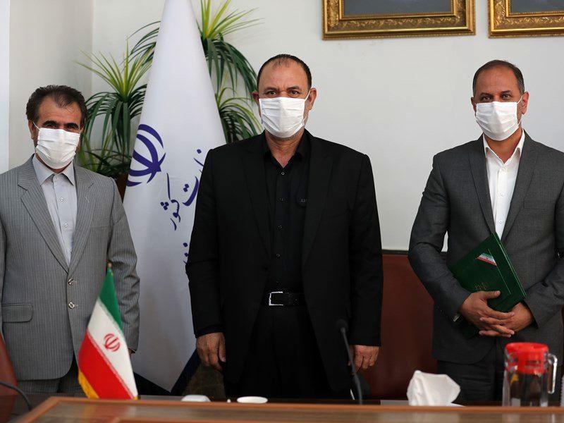 مدیرکل جدید سیاسی و انتخابات استانداری کرمانشاه معرفی شد