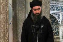 داعش شخصی که خبر مرگ البغدادی را اعلام کرده بود در آتش سوزاند