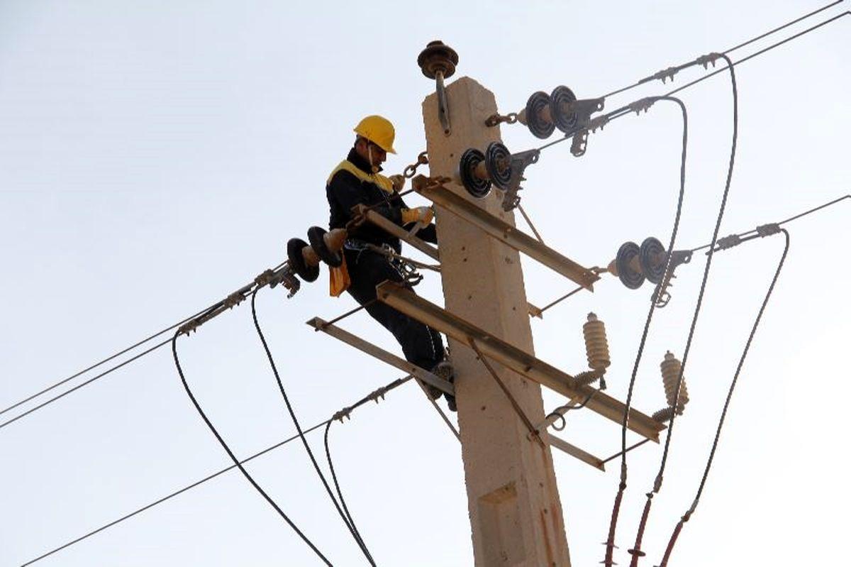 نخستین مانور اصلاح شبکه برق برای عبور از پیک تابستان اجرا شد