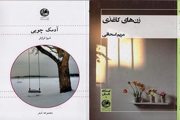 «آدمک چوبی» همراه «زنهای کاغذی» به کتابفروشیها آمد