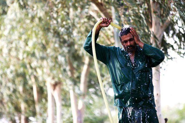 برخی نقاط خوزستان شرجی می شود