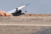 انهدام موشکهای رژیم صهیونیستی توسط سوریه