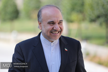 مسعود سلطانیفر وزیر ورزش و جوانان