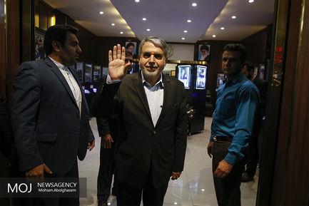 بازدید مسئولین و کاندیدا از ستاد انتخابات کشور