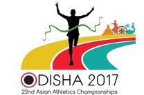 حضور ۸۰۰ دونده از ۴۵ کشور در مسابقات قهرمانی آسیا