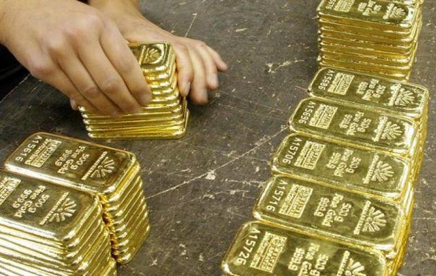 قیمت طلا به  ۱۳۱۲ دلار و ۷۱ سنت رسید