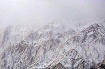 تداوم وزش باد و بارش برف در ارتفاعات سمیرم