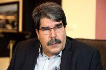 رهبر حزب اتحاد دموکراتیک سوریه دستگیر شد