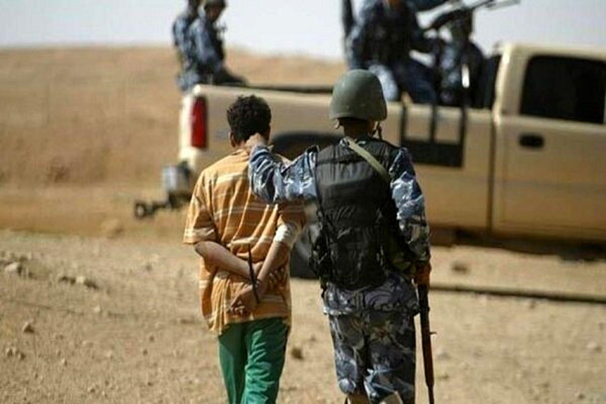 بازداشت ۲ سرکرده تروریست های داعش در شمال عراق
